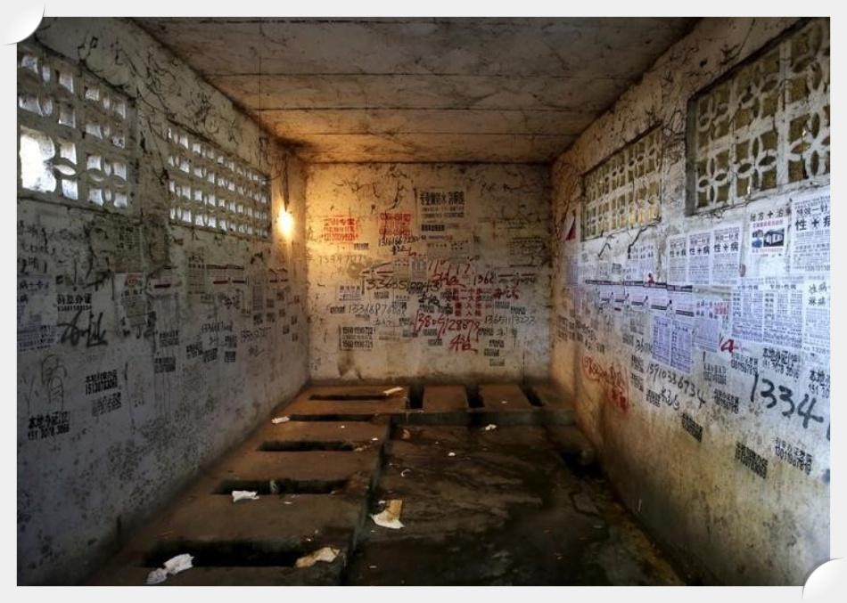 中国のトイレ革命がすごいことに!恐るべき中国四千年の発想。
