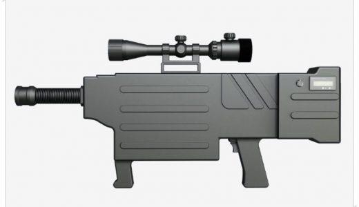 中国が携行レーザー銃を開発!その仕様を見てみよう