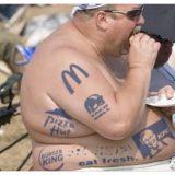 サッカー選手のタトゥー、凄いよね。リスクとかわかってんのかな?